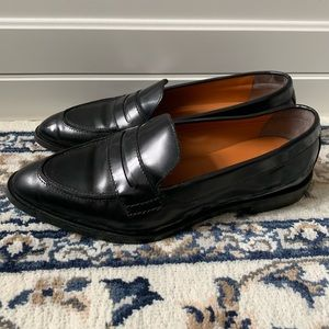 Everlane Black Penny Loafers